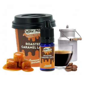 Aroma Coffee Mill Roasted Caramel Latte