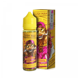 Lichid Nasty Juice Mango Strawberry Cush Man Series