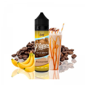 Lichid Frappe Cold Brew Banoffee