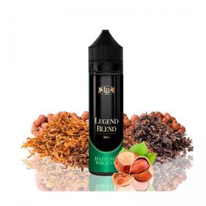 Lichid Legend Blend Hazelnut Tobacco