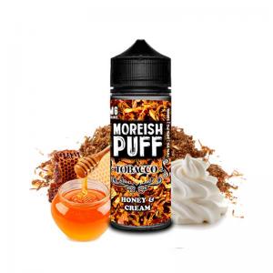 Lichid Moreish Puff Honey & Cream Tobacco
