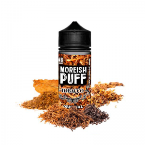 Lichid Moreish Puff Original Tobacco