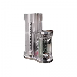 ambition mods x sunbox easy side box clear polished