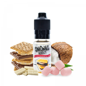 Aroma Smores Addict Chewy Coconut Cookies and White Chocolate Smore 10ml