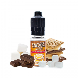 Aroma Smores Addict Chocolate Chip and Graham Crackers 10ml