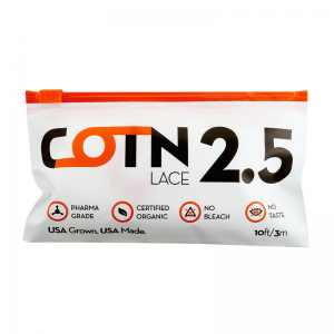 COTN LACE 2.5