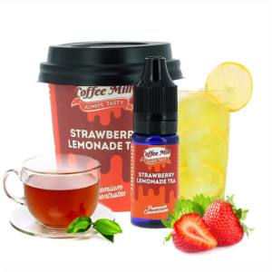 Aroma Coffee Mill Strawberry Lemonade Tea