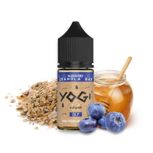 Aroma Yogi Blueberry Granola Bar