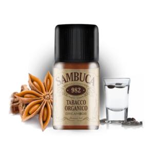 Aroma NET Dreamods Tabacco Organico Sambuca