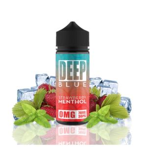 Frumist Deep Blue Strawberry Menthol