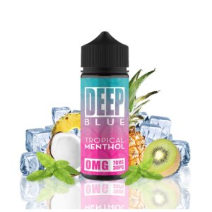 Frumist Deep Blue Tropical Menthol